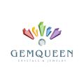 Gem Queen  logo