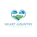Heart Country  logo