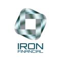 логотип для Железный финансовый бесплатно