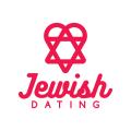 猶太人約會Logo