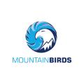 山上的小鳥Logo