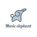 音樂象Logo