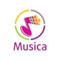 логотип для Musica бесплатно