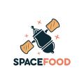 太空食品Logo