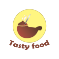 Tasty food  logo