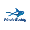 鯨魚的朋友Logo