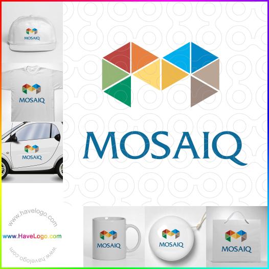 colorful logo - ID:58932