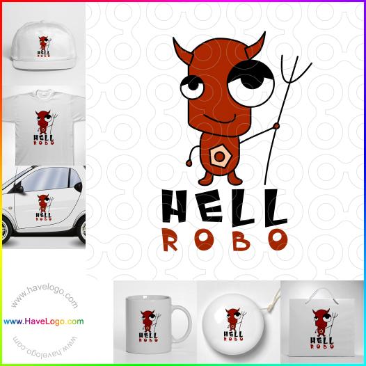 devil logo - ID:59538