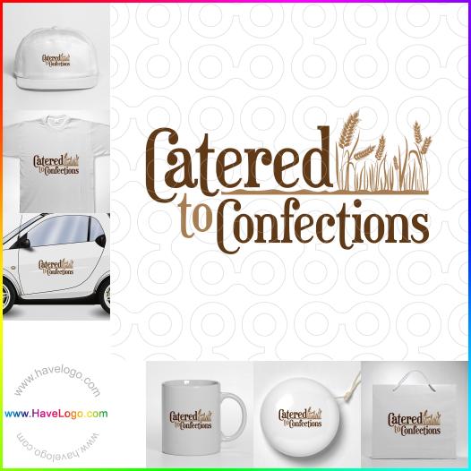 食品logo設計 - ID:344
