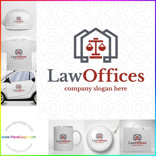 法律logo - ID:43047