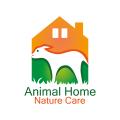 Animal Home  logo