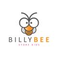 比利蜂Logo