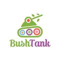 Bush Tank  logo