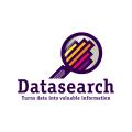 數據搜索Logo