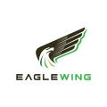 Eagle Wing  logo