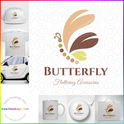 Fluttering Accessories  logo - ID:65479