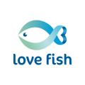 愛魚Logo