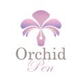 Orchid Pen  logo