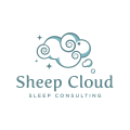 Sheep Cloud  logo