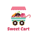 Sweet Cart  logo