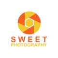 甜蜜的攝影Logo