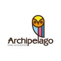 色彩艷麗Logo