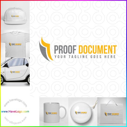 文檔logo設計 - ID:53078