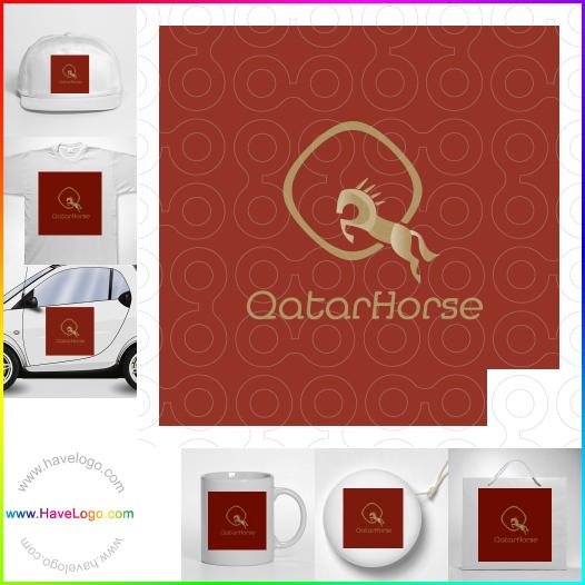 equestrian logo - ID:17518