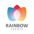 彩虹Logo