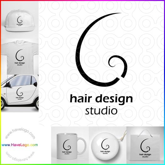 hair salon logo - ID:47217