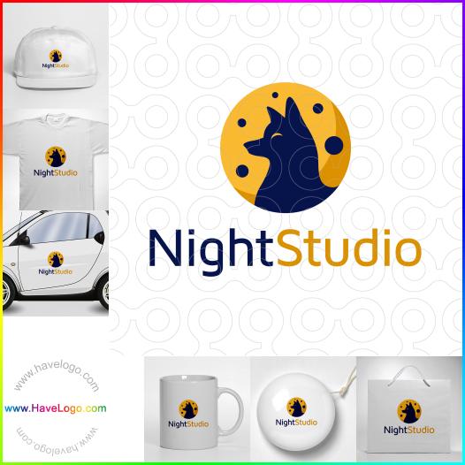night logo - ID:46853