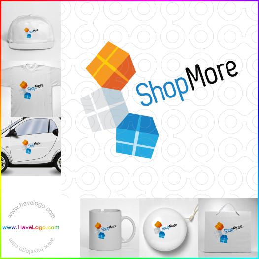 購物logo設計 - ID:171