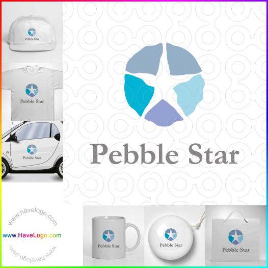 shining star logo - ID:35496