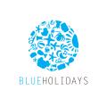 度假Logo