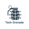 技術手榴彈Logo