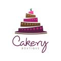 cakery精品Logo