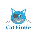 貓的海盜Logo
