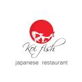 錦鯉魚Logo