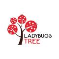 瓢蟲樹Logo