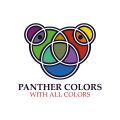 豹的顏色Logo