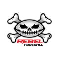 反叛的足球Logo