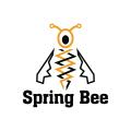 Spring Bee  logo