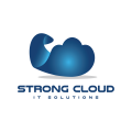Strong Cloud  logo