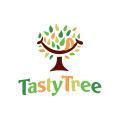 Tasty Tree  logo