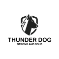Thunder Dog  logo