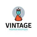 Vintage Dress  logo