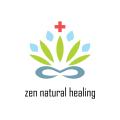 禪宗自然癒合Logo