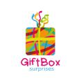 禮品零售店Logo