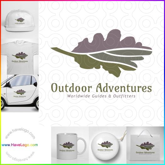 camping logo - ID:35261