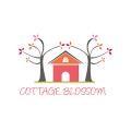 floral design logo